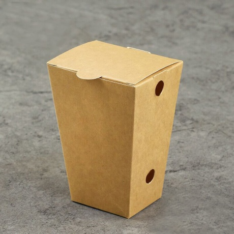Food Grade Custom Fry Chicken Paper Box