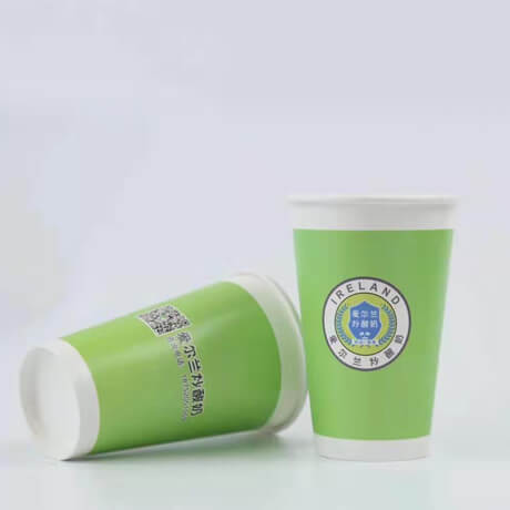 Custom Paper Coffee Cup Sleeve With Logo