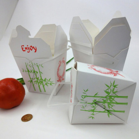 Custom Take Out Food Packaging Container