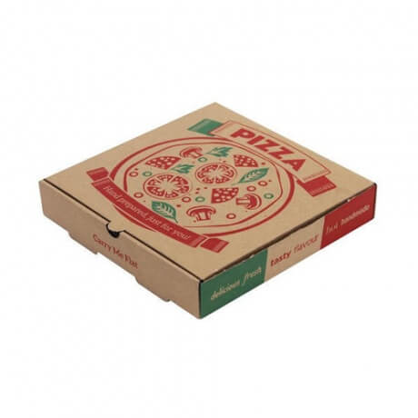 Cheap Empty Custom Pizza Boxes With Logo