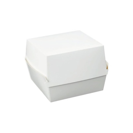 Custom Size Food Packaging Burger Box For Fast Food