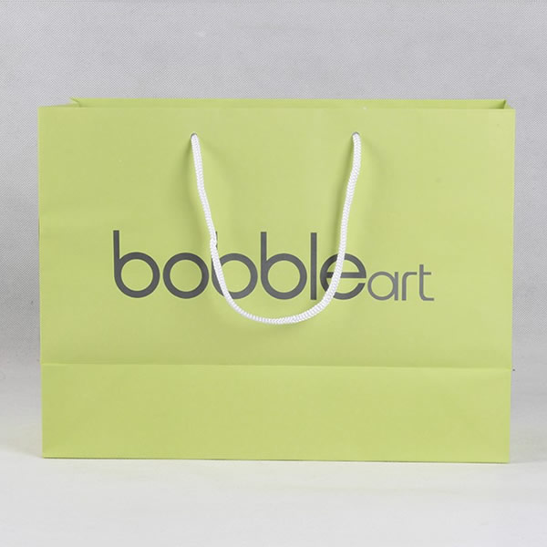 Bobble High-end Gift Kraft Paper Bag Custom