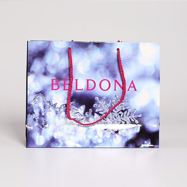 Customized Clothing Bag Example-BELDONA