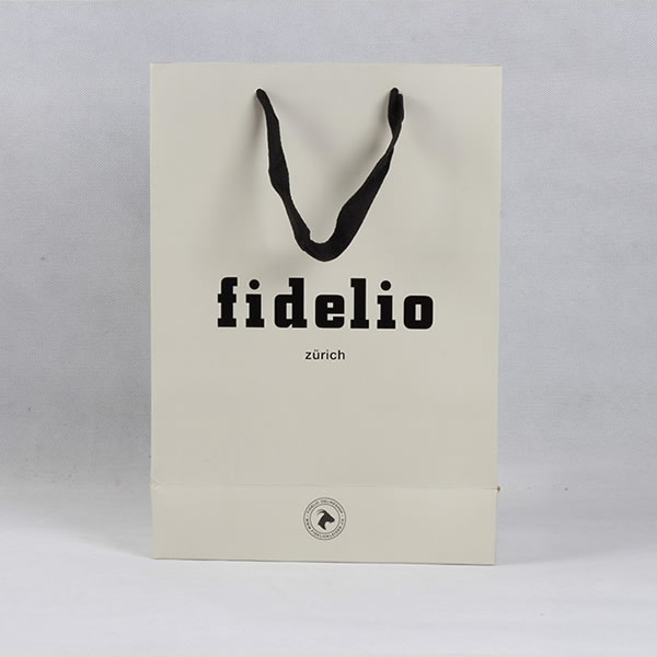 Fidelio High-grade Copper Plate Gift Paper Bag Customization